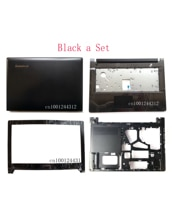Nieuwe Voor Lenovo G40-30 G40-45 G40-70 G40-80 G41-35 Z40-70 Z40-75 LCD Rear Top Deksel Back Cover/Bezel/Palmrest /Bottom Base