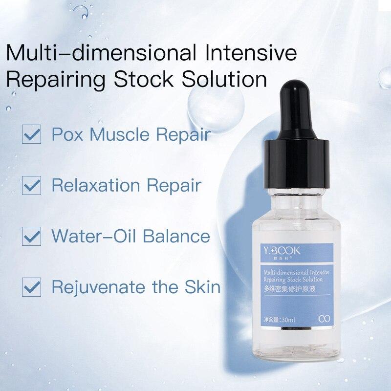 YOUNGBOOK Repairing Face Serum 30ml Fades Acne Mark Collagen Essence Facial Serum Relieve The Rednes