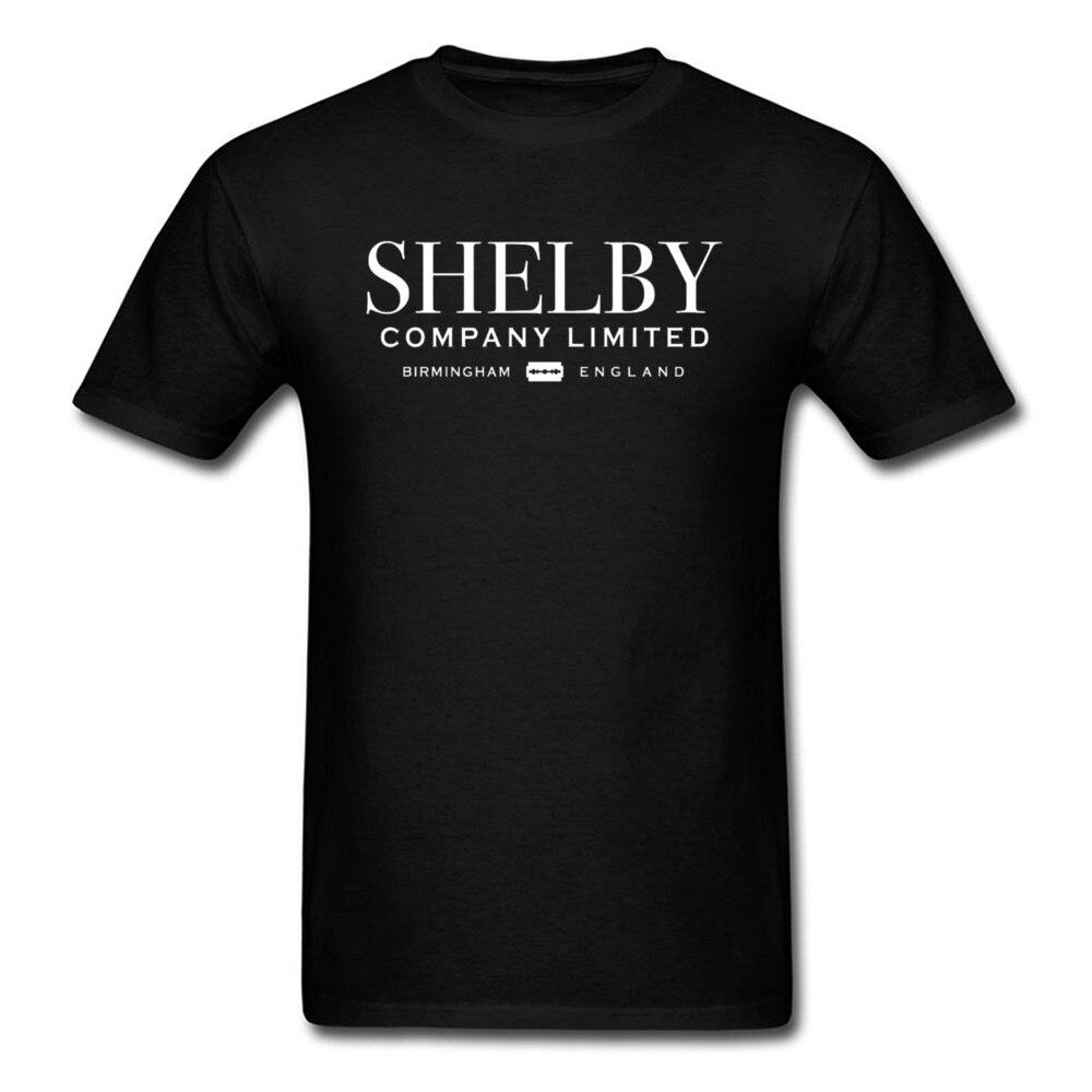Camisetas De Peaky Blinders para hombre de camisa de 100% de Cotton...