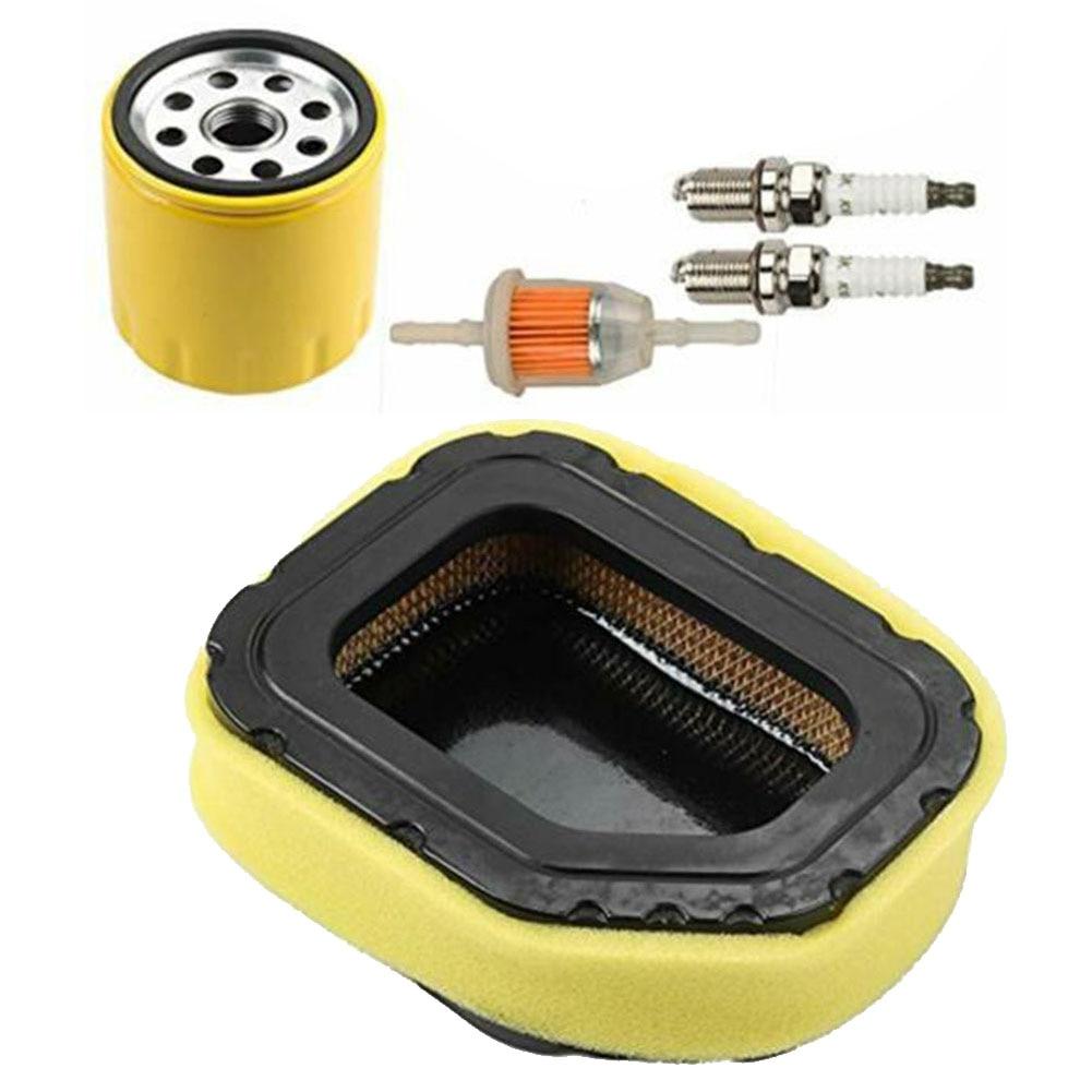 LT1045 Air Fuel Oil Filter Spark Plug Tune Up Kit For Cub Cadet Ltx1046 Lt1050 Gt1554 I1046 Lt1046 High Quality