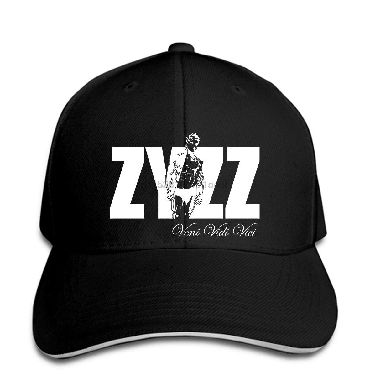 Gorra de béisbol Pro ZYZZ gimnasio hombres sudor músculo gorras de béisbol entrenamiento fitness culturismo mujeres imprimir sombrero