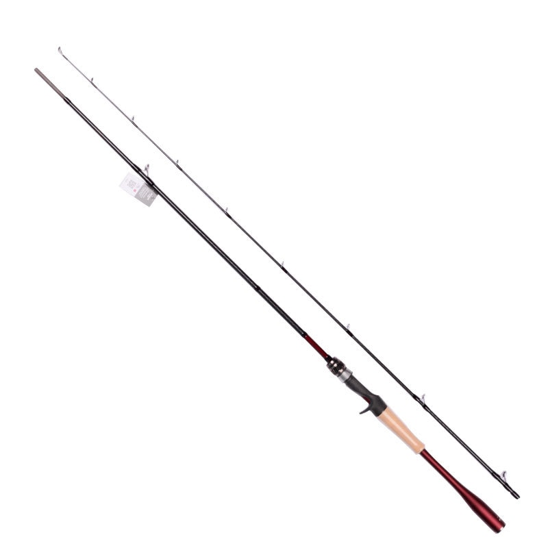 Japan Fishing Gear Rod with Three Tones of ML, M and MH Fuji Tackle Gh Carbon Cork Wood Handle Casting Spinning Jigging Rod Pole enlarge
