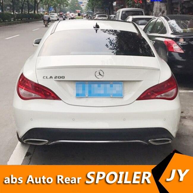 Alerón trasero de coche de Color alerón trasero de alta calidad para Mercedes Benz W117 2015-2018 CLA CLA200 220 260
