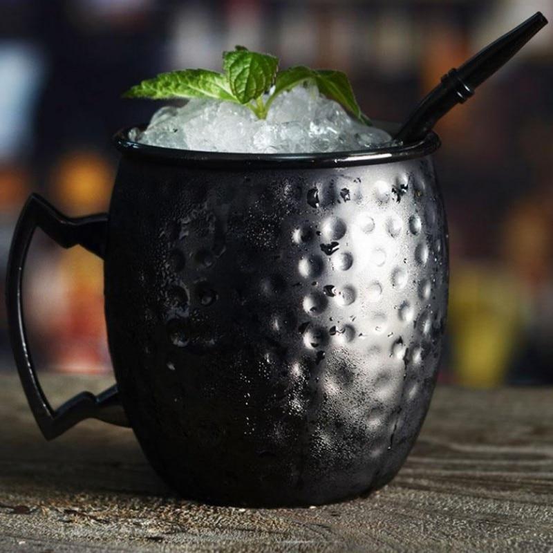 Chapado en cobre Cocktail acero taza Bar inoxidable Jigger tazas de medición para mezcladora de camarero beber licor