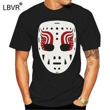 Jim Rutherford, Detroit, Goalie, Mask, Red Wings, Retro, 1970';S, 1980';S, T-Shirt Custom Graphic Tees Tee Shirt