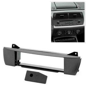 Car Radio Fascia Stereo Panel Plate For-BMW Z4 (E85) 2003-2009 Frame Dash Kit