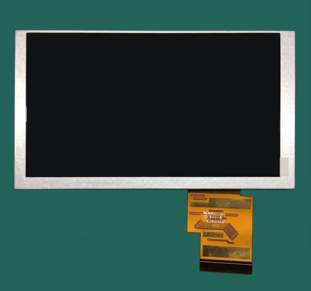 Dawupine para Hannstar Tela de Navegação do Carro Display de 6.2 Tela Touch Screen Hsd062idw1-a00 A01 Lcd Tm062rdh03