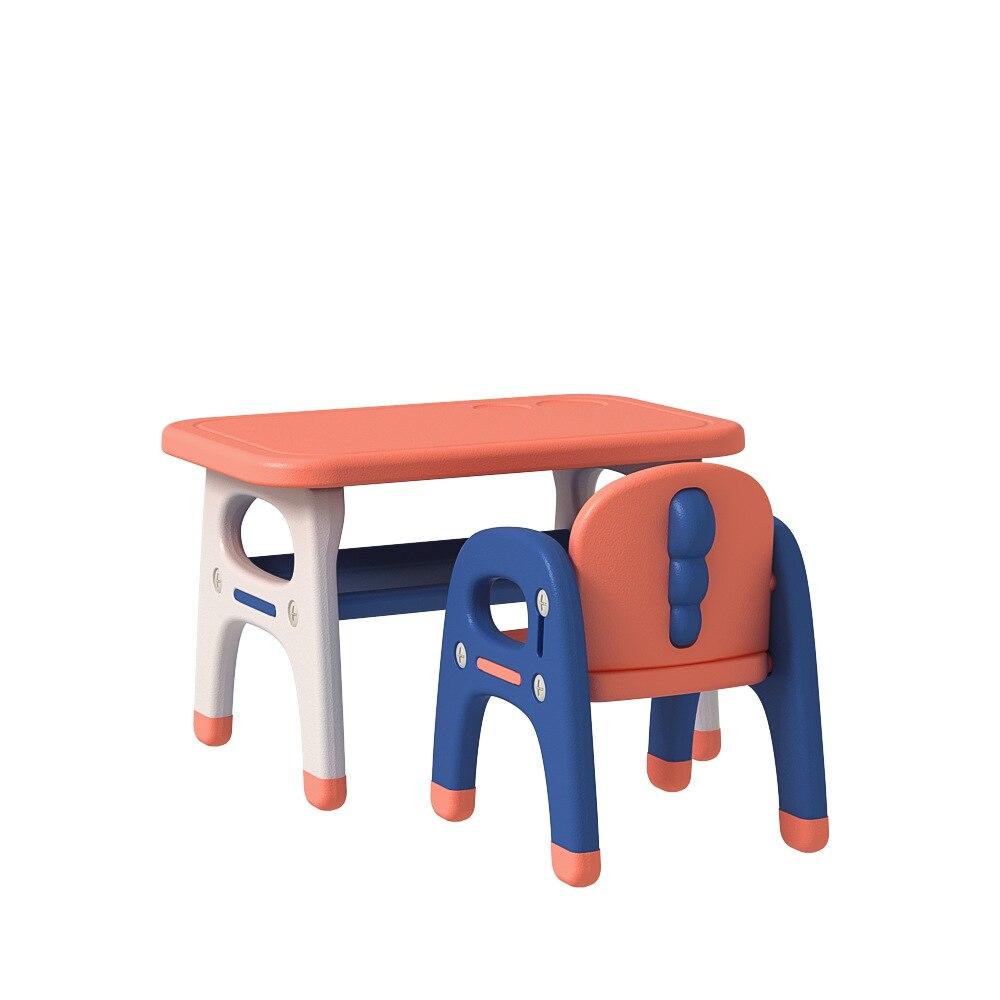 Стул и стол Lazychild для дома, набор для детской мебели, детский стул-динозавр