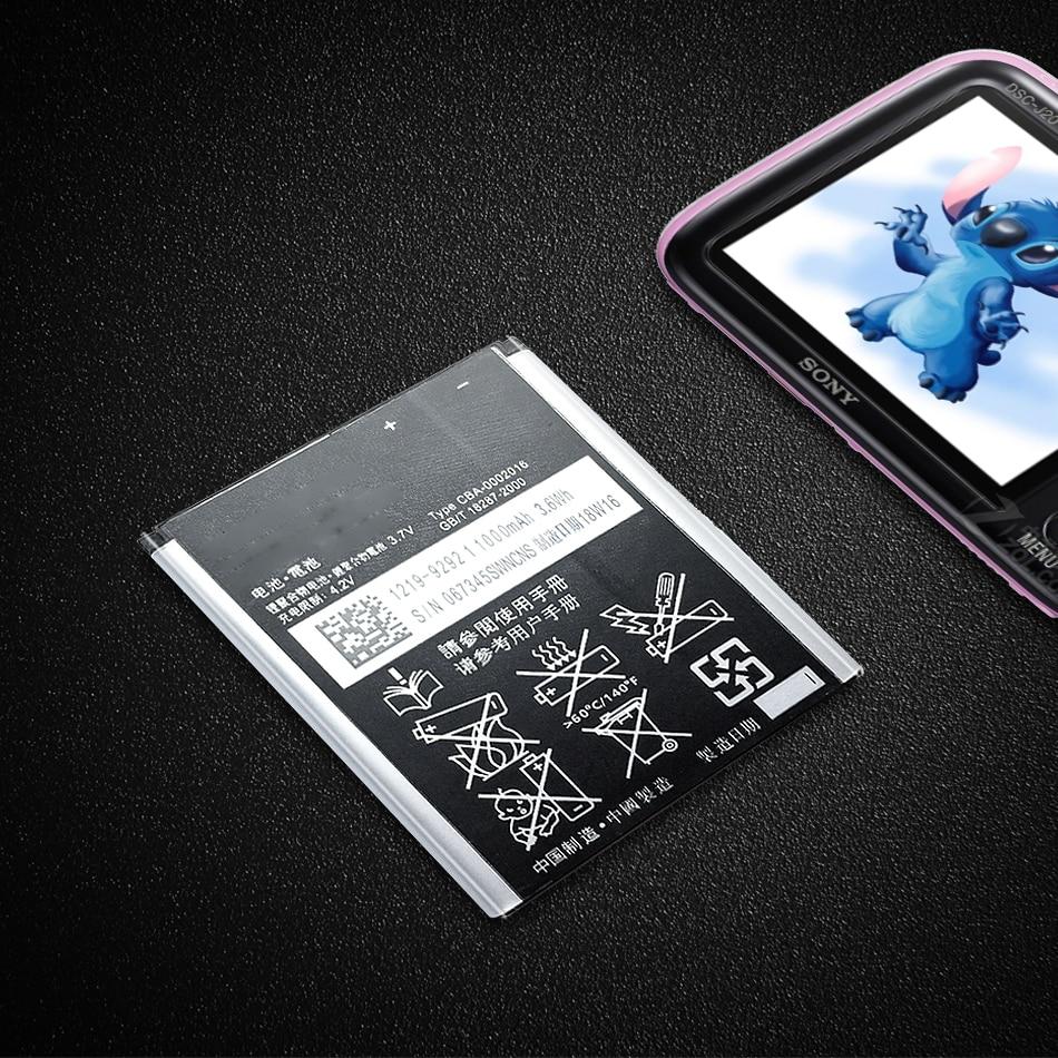 BST-43 For Sony Ericsson J108 J10 J20 S001 U100 WT13I Yari U100i J108i BST 43 1000mAh Li-ion Cell Phone Battery