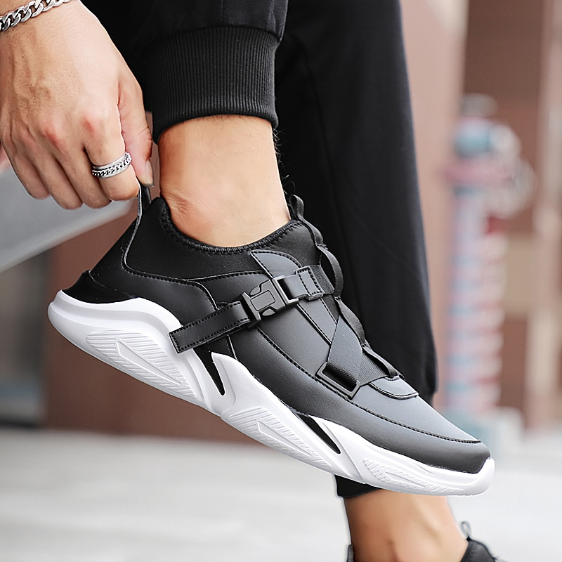 Running Shoes Men Sneakers Casual Shoes 48 Breathable Outdoor Walking Light Gym Jogging Trainers Sports Shoes Men Shoes Sneakers rax men running shoes lightweight 2019 new style breathable gym running shoes outdoor sports sneakers for man tourism shoes