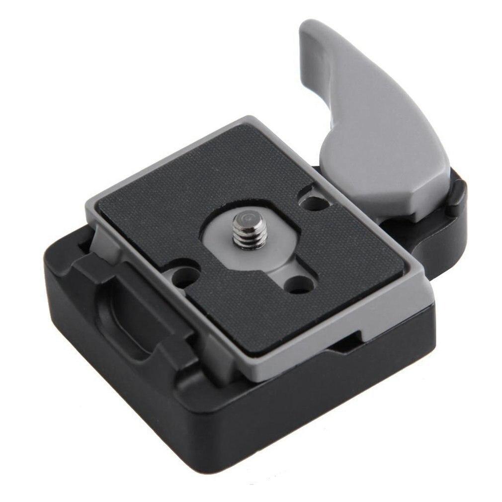 Camera Tripod Monopod Clamp Adapter Quick Release Clamp Adapter + 200PL-14 Quick Release Plate for Manfrotto Compat Plate ACEHE