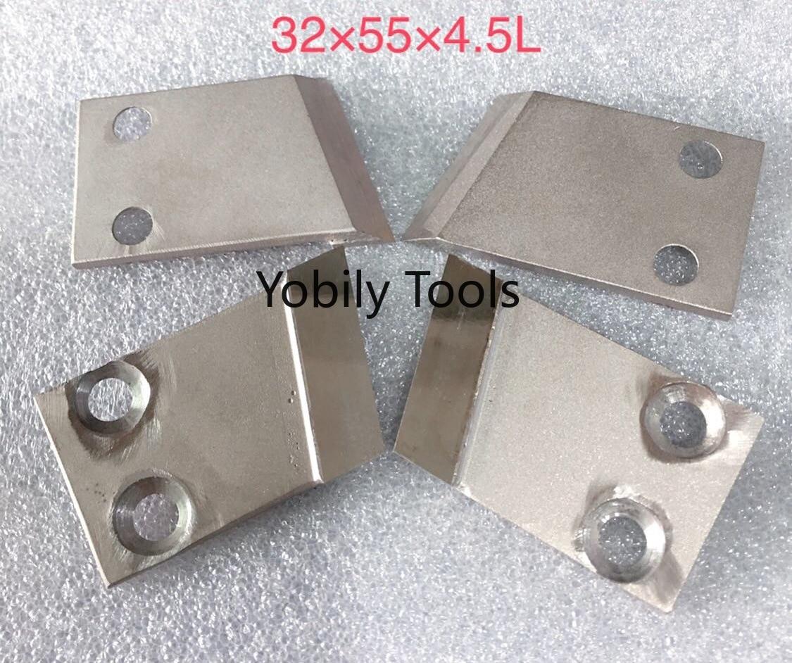 Woodworking Machinery Parts Edge Banding Machine KAL210 Blade 32x55x4.5L