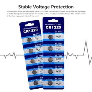 Image 4 - Литиевые Батарейки для игрушек, 50 шт., 1,55 в, DL1220 BR1220 LM1220 CR 1220