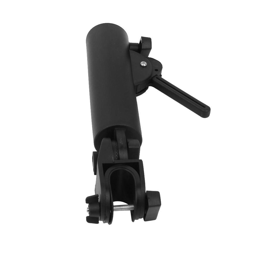 Новый черный держатель зонта тележки для гольфа