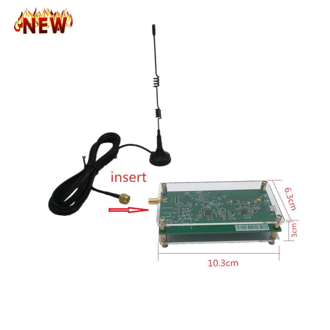 Receptor SDRPLAY RSP1 RSP2 RTL-SDR 10 KHz-2 GHz función completa 12 bits