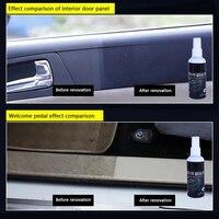 Чернение пластика и резины, заметно улучшает внешний вид #4