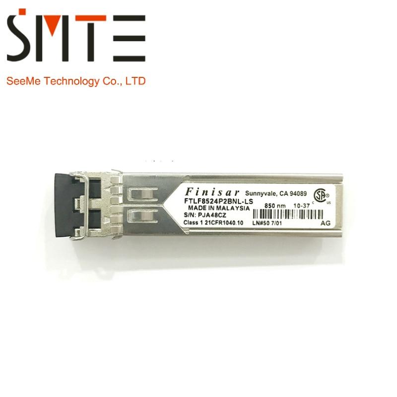 جديد الأصلي FTLF8524P2BNL-LS SFP-GE-SX-MM850 Finisar المتعدد البصرية وحدة
