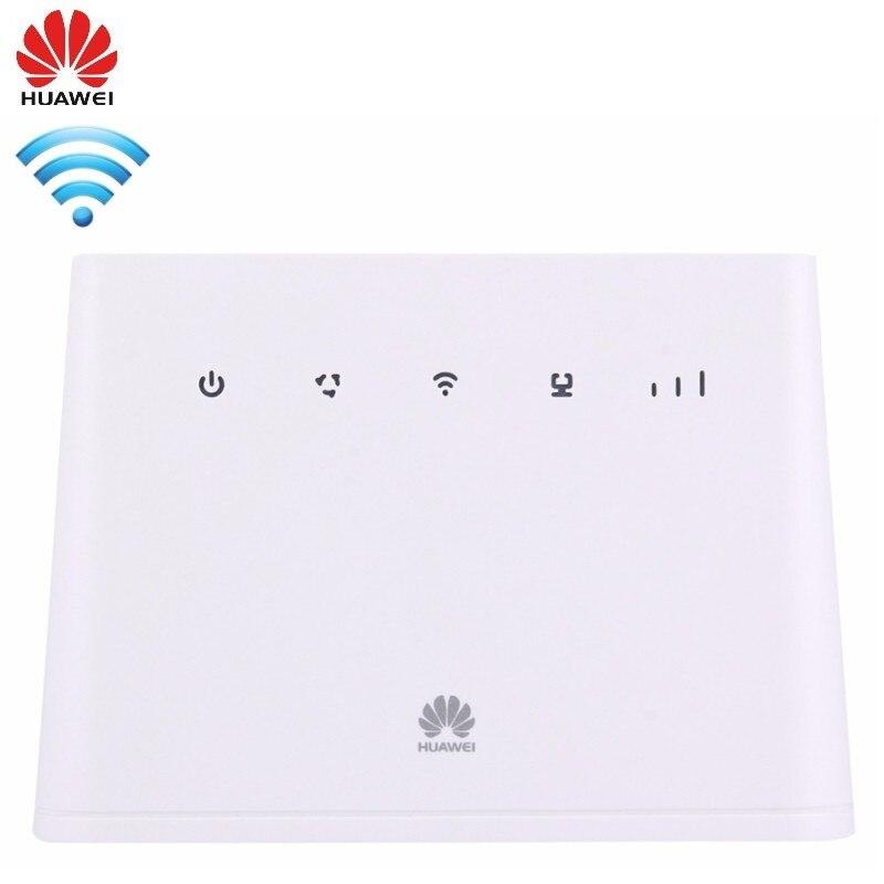 Unlockde هواوي B310 B310s-927 LTE FDD 1800 TDD2300Mhz LAN/WAN المحمول VOIP اللاسلكية CPE راوتر دعم 4g B1/B3/B8/B40