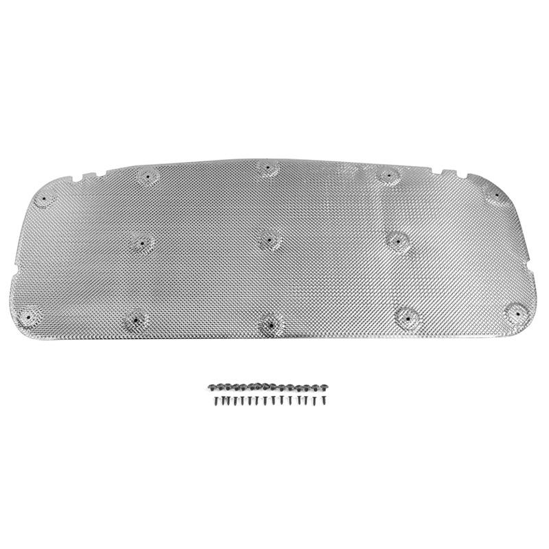 Engine Heat Sound Noise Insulation Absorb Padding Shield for Suzuki Jimny 2019 2020 Hood Pad Dampening Mat