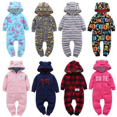 2021 baby fashion cotton jumpsuit romper clothes boy girl new born
