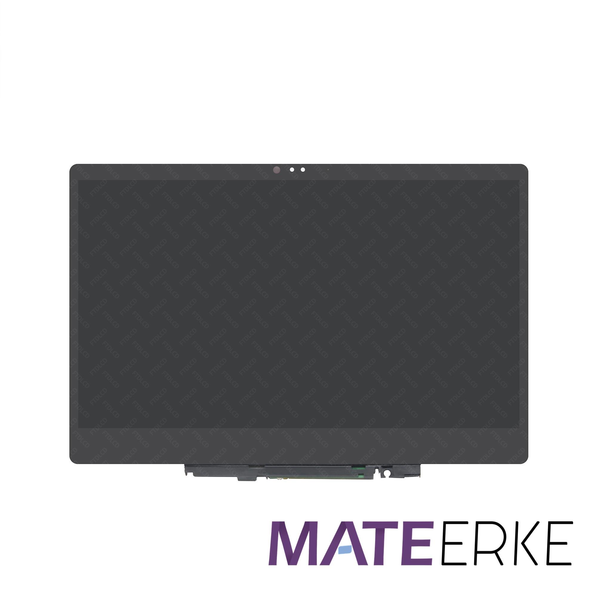 ل ديل انسبايرون 13 7373 P83G001 13.3 ''FHD LED LCD تعمل باللمس محول الأرقام الجمعية مع الإطار LP133WF4-SPA2 1920x1080