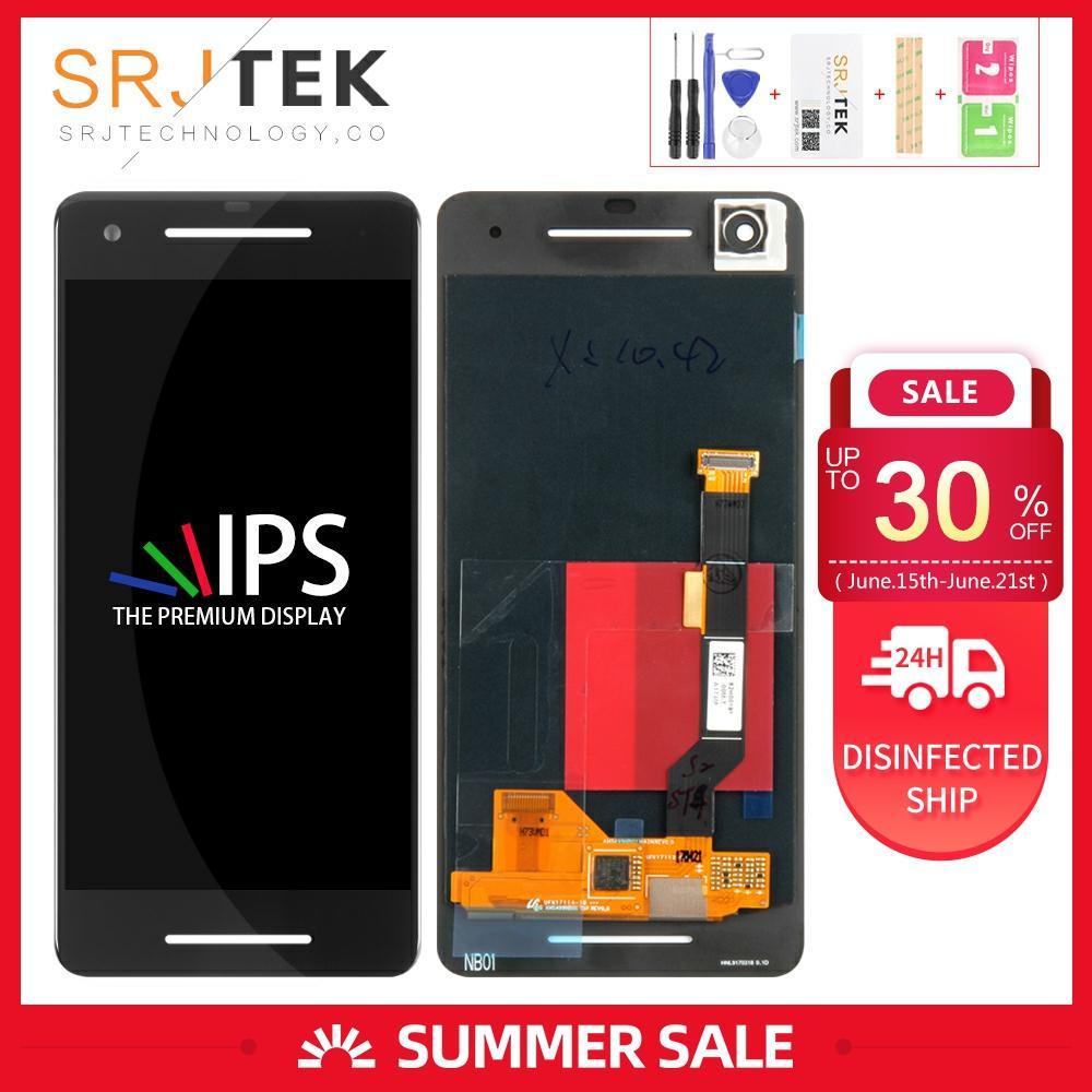 For HTC Google Pixel 2 XL LCD Pixel 2 Display Touch Pixel/XL Nexus S1/M1 Screen Digitizer Sensor Glass Assembly For Pixel XL LCD