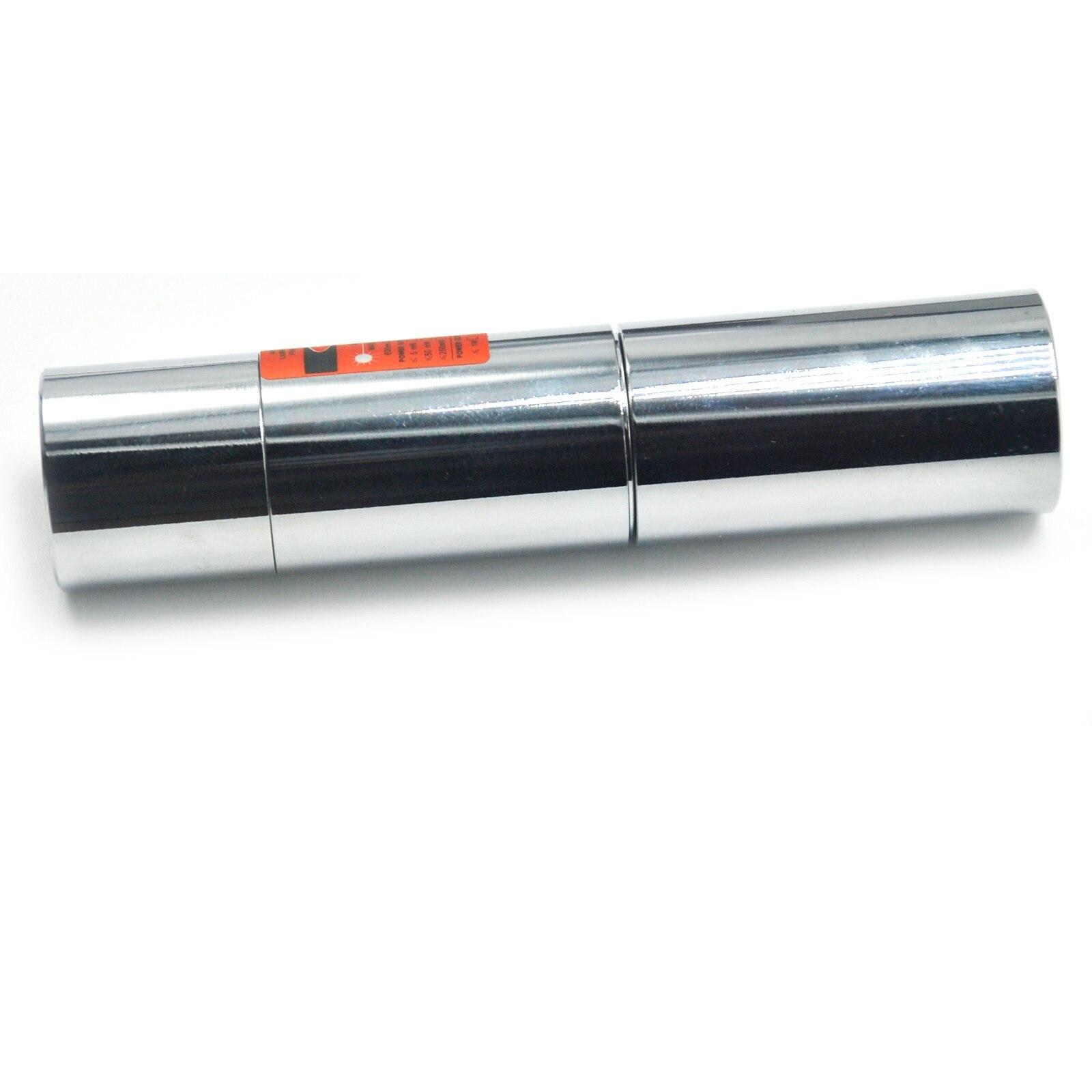 Waterproof 488nm Cyan-Blue Light Flashlight Torch DS2 488T-60 Adjust Focus Laser Pointer