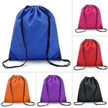 Sacs à cordon de chaîne de bonne humeur Pack sac de Sport sac fourre-tout sac de Sport décole sac à chaussures grand sac à dos de cordon sac de Sport