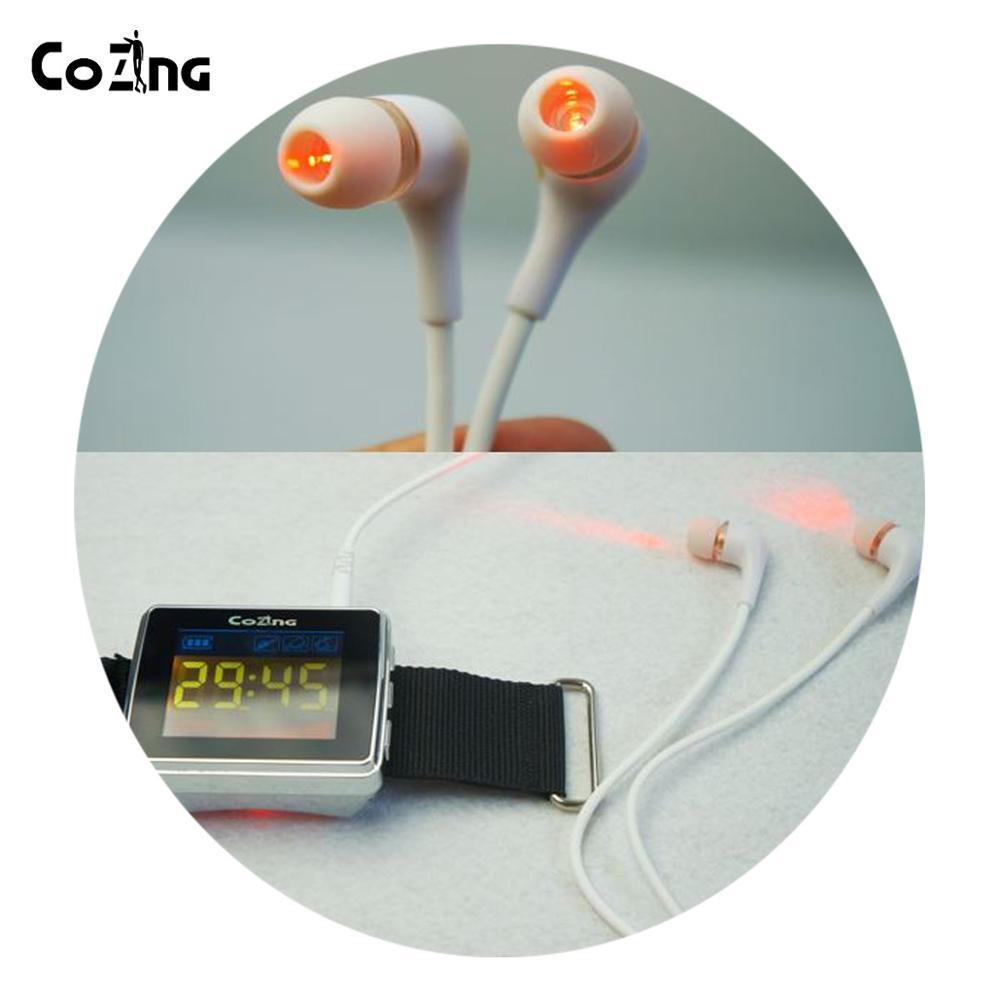 ساعة ذكية للعلاج بالليزر ، جهاز طبي ، جهاز محمول لعضلات التهاب المفاصل وضغط الدم
