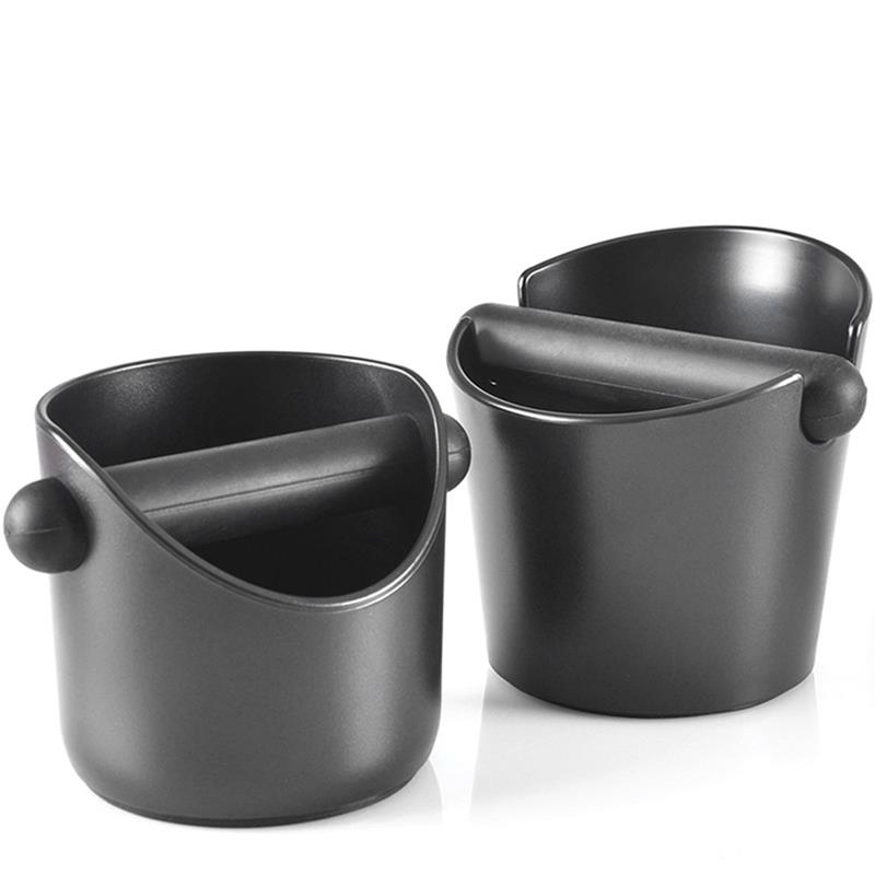 Conteneur de marc expresso de boîte de coup de café dabs pour Barista + conteneur doutil de cuisine de grande capacité dutilisation à la maison de Base antidérapante