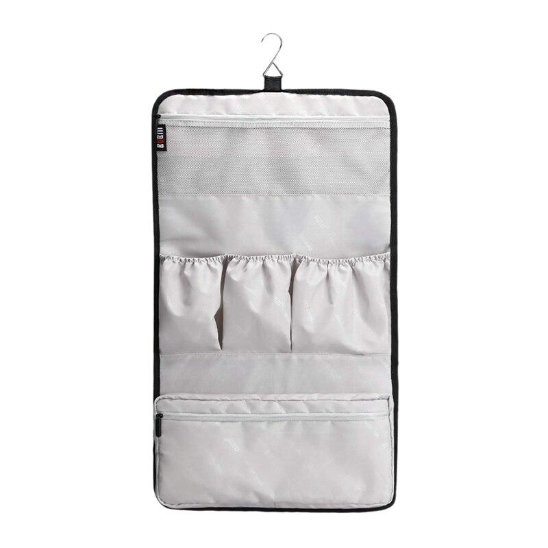 Bubm, rollo de bolsa de almacenamiento de viaje Compatible con Dyson Airwrap Styler, bolsa organizadora portátil para colgar para Dyson Hair Styling Whole Se