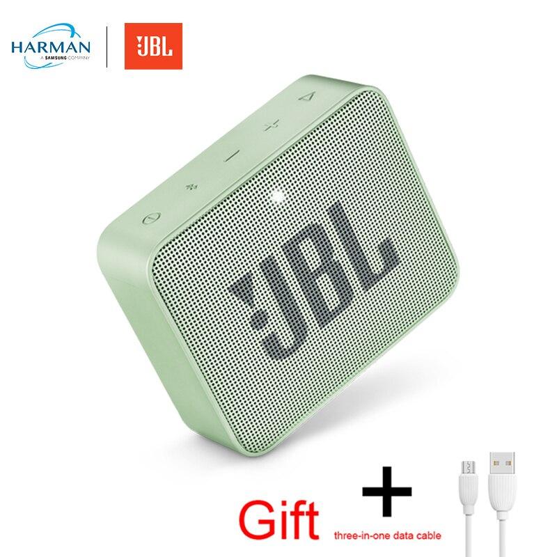 JBL-Altavoz Bluetooth GO 2, inalámbrico, GO2 Mini, IPX7, resistente al agua, sonido...