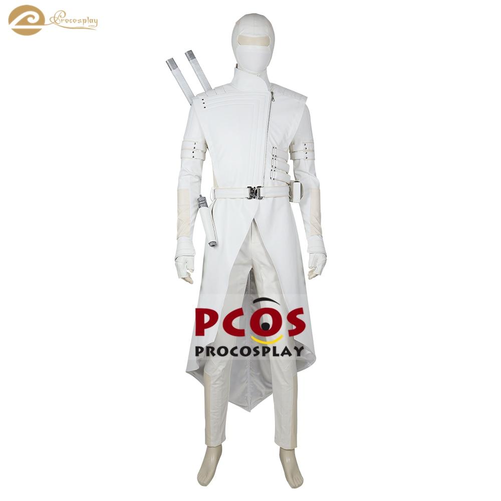 ProCosplay G.I. Joe 3 strom sombra forma cosplay traje para o homem mp005290