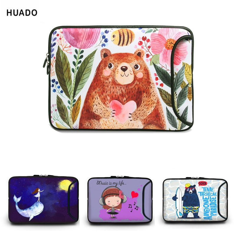 11.6 13.3 15.6 17.3 inch Laptop bag case for hp/lenovo/sony/dell/xiaomi computer sleeve bag for macbook air/pro 13 15 case