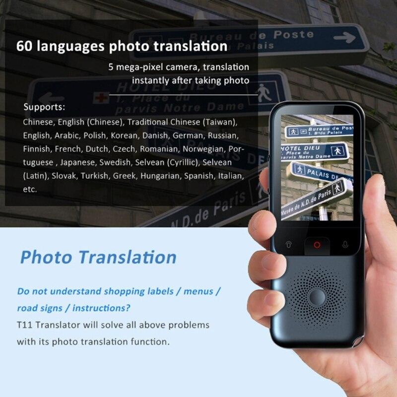 H7JA Language Translator Tool Instant Language Translator Real Time 138 Languages Business Smart Instant Language Translator enlarge