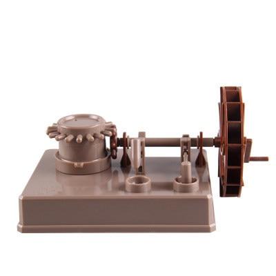 Molino de agua Waterwheel para niños, física, ciencia científica, enseñanza, conjuntos de recursos, suministros educativos de experimentos, juguete Creat