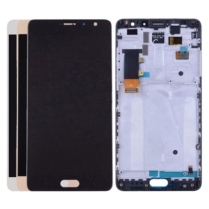Pantalla LCD de 5,5 pulgadas para Xiaomi Redmi Pro, pantalla LCD Digitalizador de pantalla táctil, montaje de Panel + marco de cristal