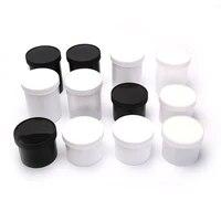 2pcs plastic sealed can household milk tea coffee kitchen storage jar