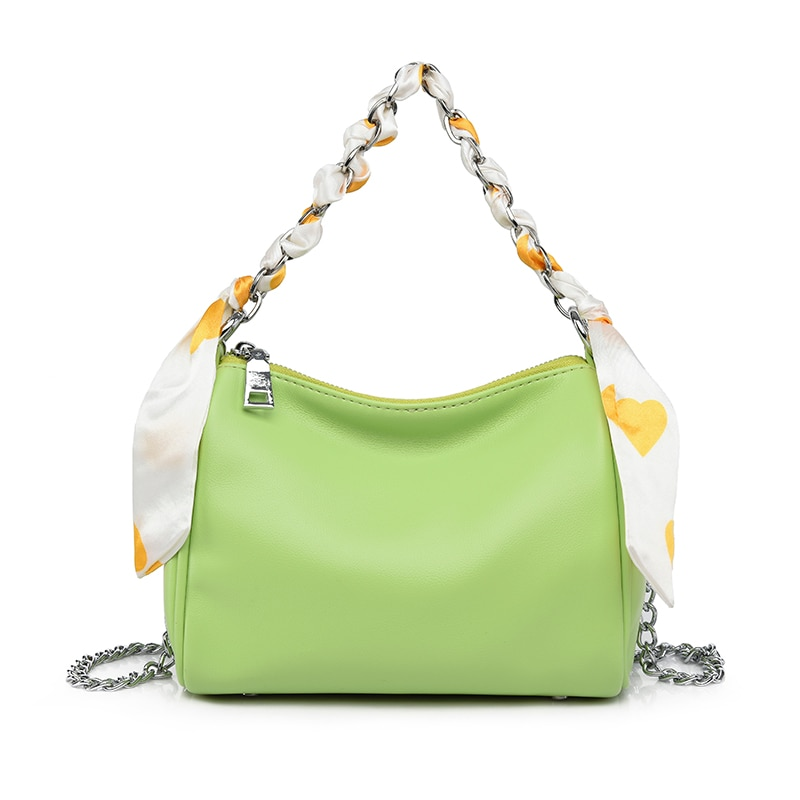 Hand Bags Women 2021Latest style PU Leather Shoulder Bags Fashion Chain Messenger bag Leisure brand