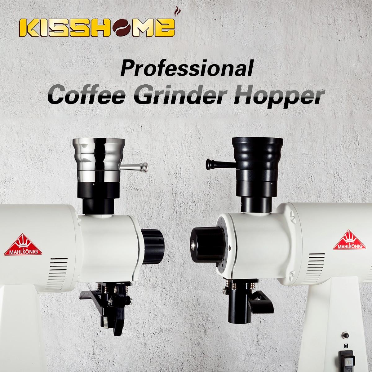 المهنية طاحونة القهوة هوبر Mahlkonig EK طاحونة اكسسوارات ل EK43/S EKK43 K30 الفولاذ المقاوم للصدأ اسبريسو ماكينة صنع القهوة