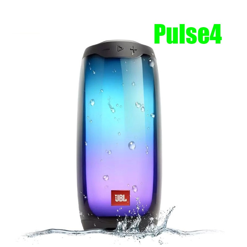 Pulse4 pulse 4 and boombox the difference wireless bluetooth speaker, portable speaker, colorful small speaker + subwoofer