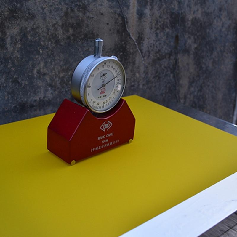 7-36/50/80N طباعة الشاشة الحريرية نيوتن التوتر مقياس التوتر الشاشة الحريرية الطباعة SMT شبكة التوتر متر مقياس أداة القياس