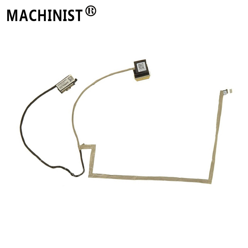 Cable flexible para Dell Inspiron 7000 7557 7559 5577 5576 táctil 40pin portátil LCD LED LVDS pantalla cable de cinta DD0AM9LC100 0726R2