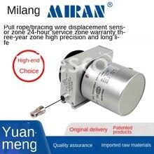 Impulsion de courant de tension de résistance de capteur de déplacement de type câble de MPS-M