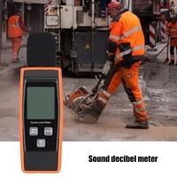 noise tester measuring instrument 30 130db digital audio sound detector diagnostic sound noise measurement tools