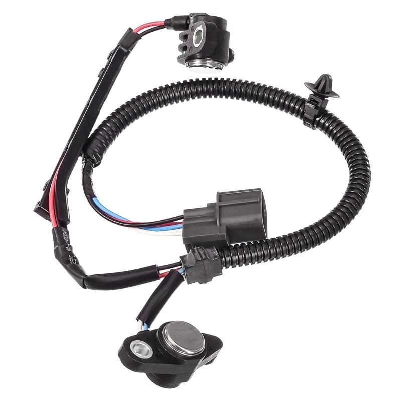 Parte superior!-¡37840-PAA-A00 37500P0AA01 Sensor de posición de cigüeñal para Acura CL 1997-1999/Honda Accord 1995-2002/Honda Odyssey 1996-1998/