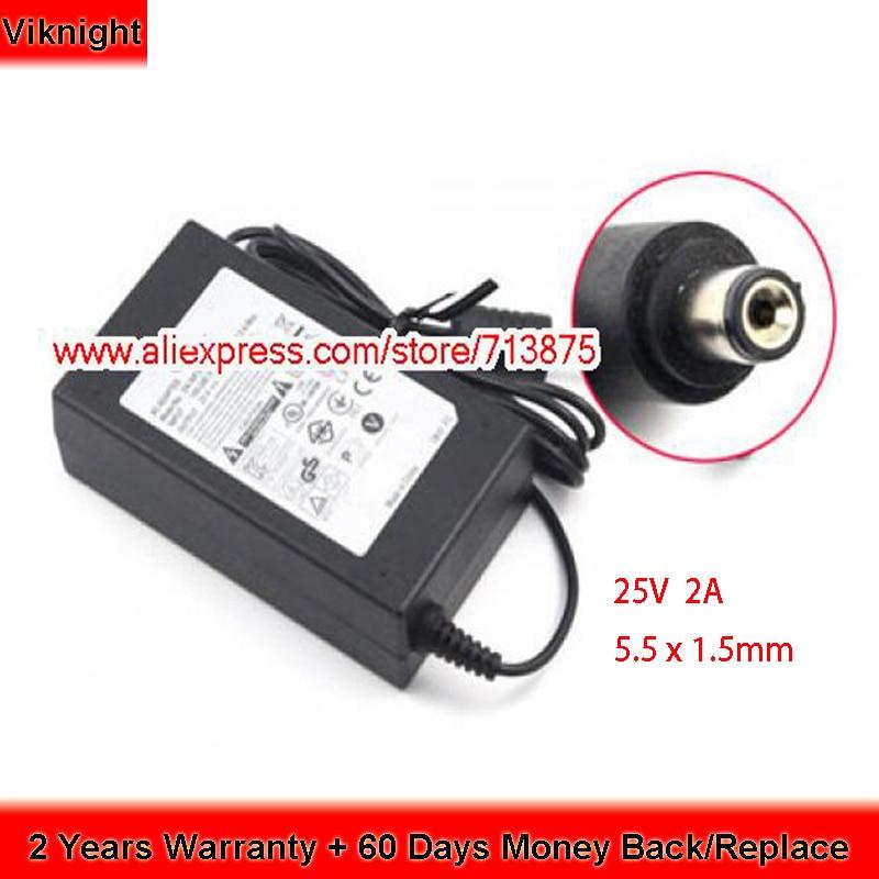 DA-50F25 25V 2A adaptador de CA para LG SH8 HS8 NB4540 NB5530A NB3730A barra LAS855M NB5540 NB4530A SJ8