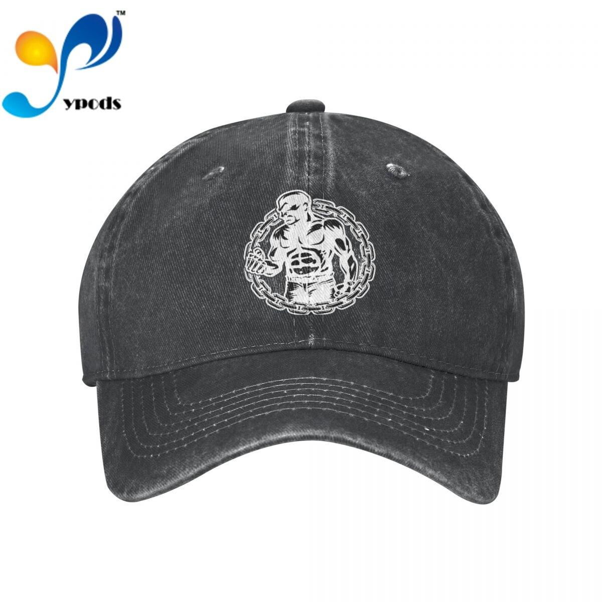 Хлопковая бейсболка для мужчин и женщин, боксеры для фитнеса, повседневные уличные кепки унисекс, кепки-бейсболки