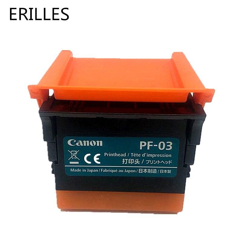 PF-03 طباعة رئيس PF03 رأس الطباعة لكانون IPF500 IPF510 IPF600 IPF605 IPF610 IPF700 IPF710 IPF720 IPF810 IPF815 IPF9000S IPF9010
