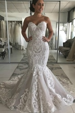 2020 nova sereia vestidos de casamento longos rendas vestidos de noiva vestidos de novia 100% mesmo que as fotos vestidos de casamento personalizados